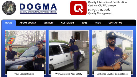 Dogma Security --> http://dogma.com.pk