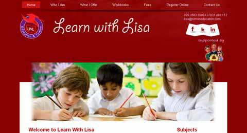 Learn with Lisa --> http://learn-with-lisa.co.uk